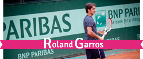 Le Roland Garros de Lilie